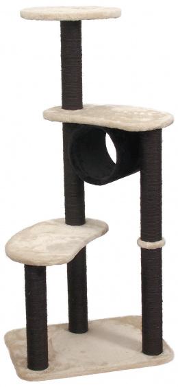 Odpočívadlo Magic Cat Sabina béžovo-černé 125cm