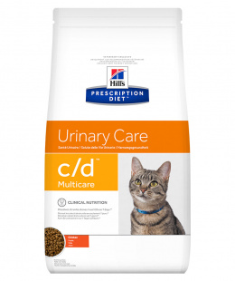 Hill´s Prescription Diet Feline c/d Multicare Chicken 10kg