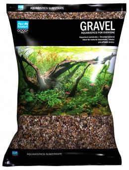 Písek Aqua Excellent říční 2-4 mm 3kg