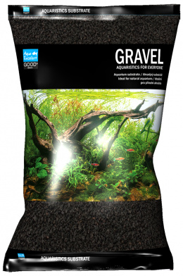 Drť Aqua Excellent černá 2-4 mm 8kg