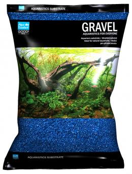 Písek Aqua Excellent modrý 1,6-2,2mm 3kg