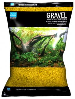 Písek Aqua Excellent žlutý 1,6-2,2mm 3kg