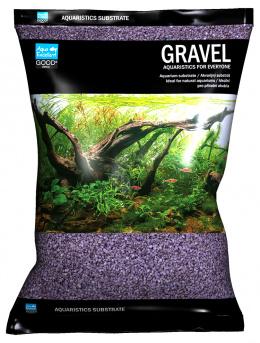 Písek Aqua Excellent svítivě fialový 1,6-2,2mm 3kg