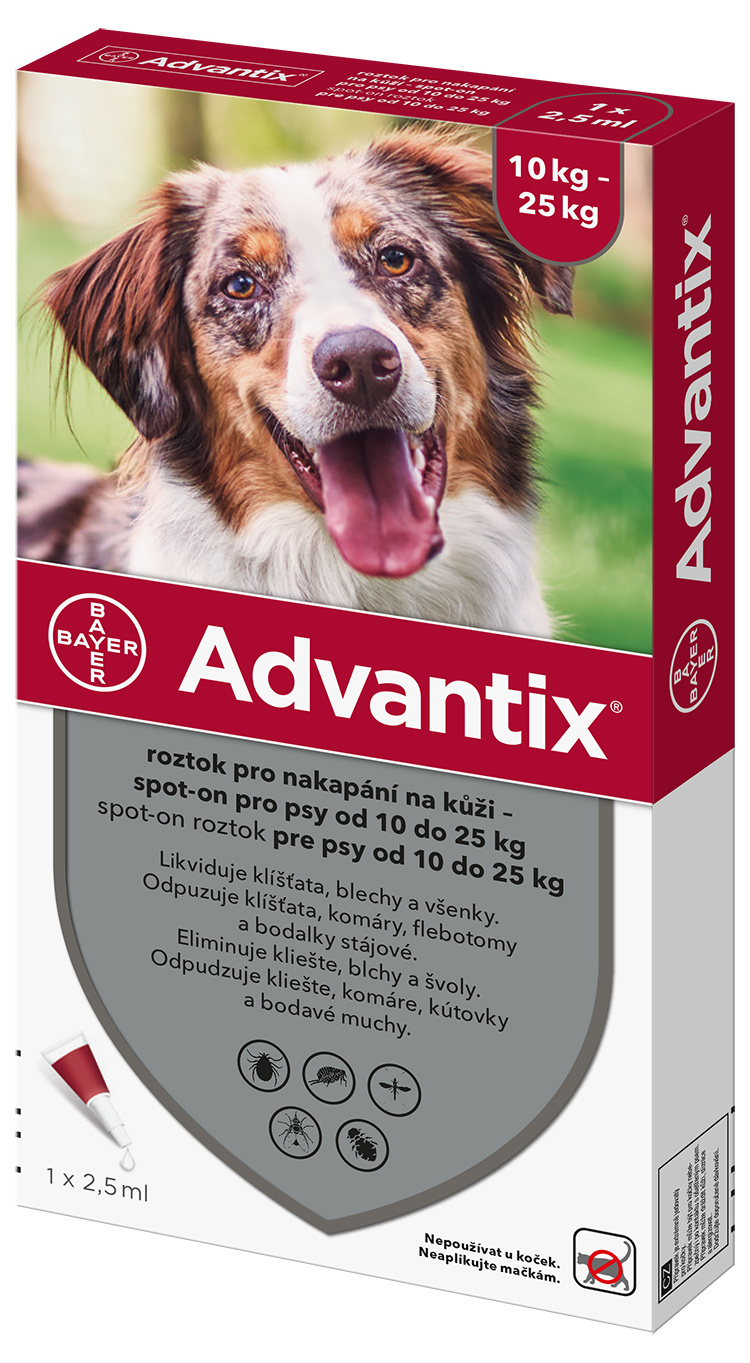Spot-on Advantix 10-25kg