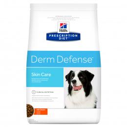 HILL´S Prescription Diet Canine Derm Defense 12 kg