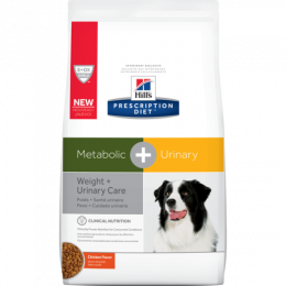 Hill´s Prescription Diet Canine Metabolic+Urinary 12kg