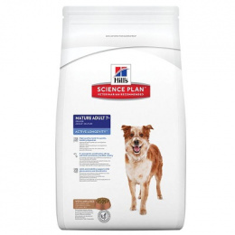 Hill´s Science Plan Canine Mature 7+ Lamb & Rice 12kg