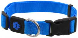 Obojek Active Dog Premium XS modrý 1x21-30cm