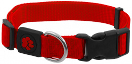 Obojek Active Dog Premium XS červený 1x21-30cm