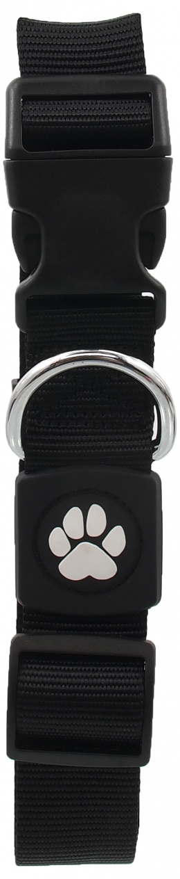 Obojek Active Dog Premium XL černý 3,8x51-78cm