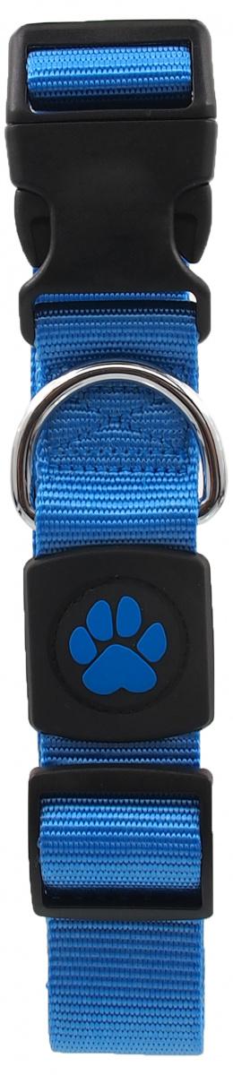 Obojek Active Dog Premium XL modrý 3,8x51-78cm