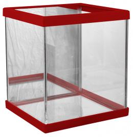 Betárium červené 15x14x17cm