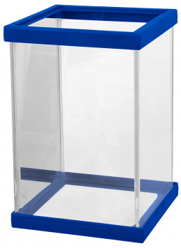 Betárium tm.modré 10x10x15cm