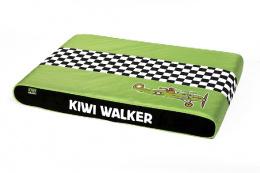 Matrace Kiwi Walker Racing Aero zelená/černá L 80x55x6cm