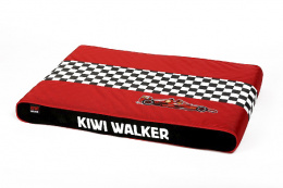 Matrace Kiwi Walker Racing Formula ortopedická červená/černá XXL 110x75x8cm