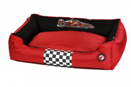 Pelech Kiwi Walker Racing Formula červená/černá L 75x50x24cm