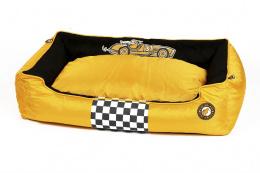 Pelech Kiwi Walker Racing Cigar oranžová/černá M 65x45x22cm