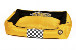 Pelech Kiwi Walker Racing Cigar oranžová/černá XXL 110x80x30cm