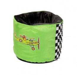 Pelech Kiwi Walker Racing Aero Nest  zelená 45x45x35cm