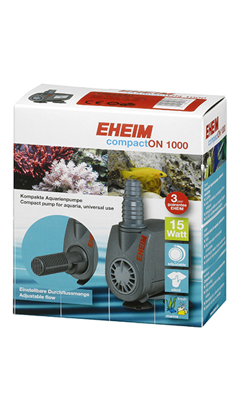 Čerpadlo EHEIM CompactON 1000, 1000l/h title=