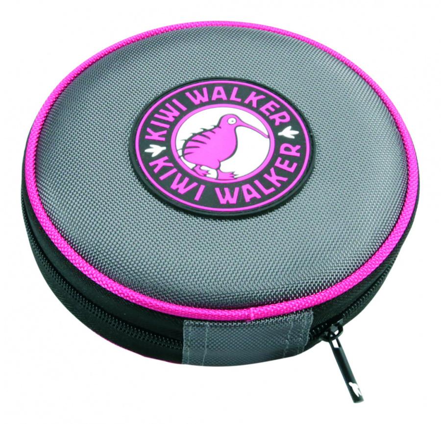 Cestovní miska Kiwi Walker růžová 2x350ml