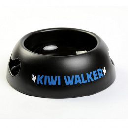 Miska Kiwi Walker Black Bowl modrá 750ml
