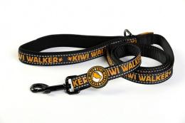 Vodítko Kiwi Walker oranžové M 2x140cm
