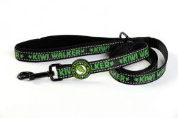 Vodítko Kiwi Walker zelené L 150cm