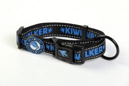 Obojek Kiwi Walker modrý L 55 cm