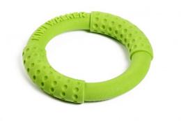 Hračka Kiwi Walker TPR guma kruh zelený 18cm