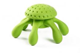 Hračka Kiwi Walker TPR guma chobotnice zelená 20cm