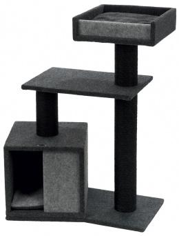 Odpočívadlo Trixie José tmavě/světle šedé 78x48x100cm