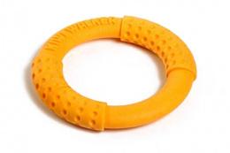 Hračka Kiwi Walker kruh oranžový 18cm
