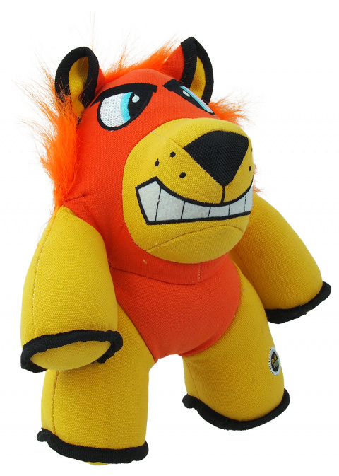Hračka BeFUN Angry pro štěňata lev 25cm