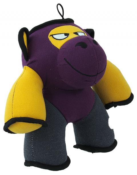 Hračka pro štěňata BeFUN Angry gorila 25cm