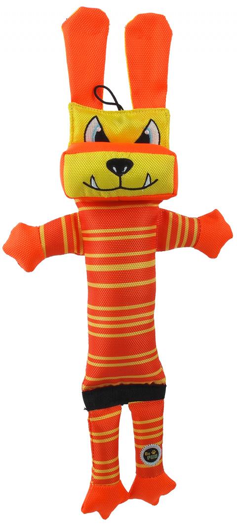 Hračka BeFUN Robbot pro štěňata oranžová 38cm