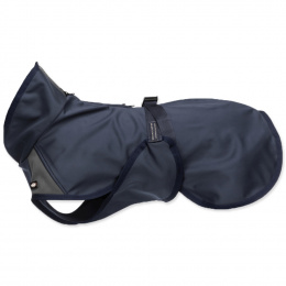 Kabát Trixie Aston M 45cm tmavě modrý