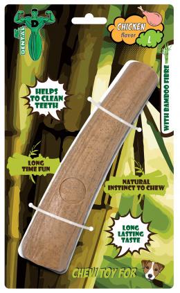 Hračka žvýkací Mr. Dental Bambone parůžek kuřecí L