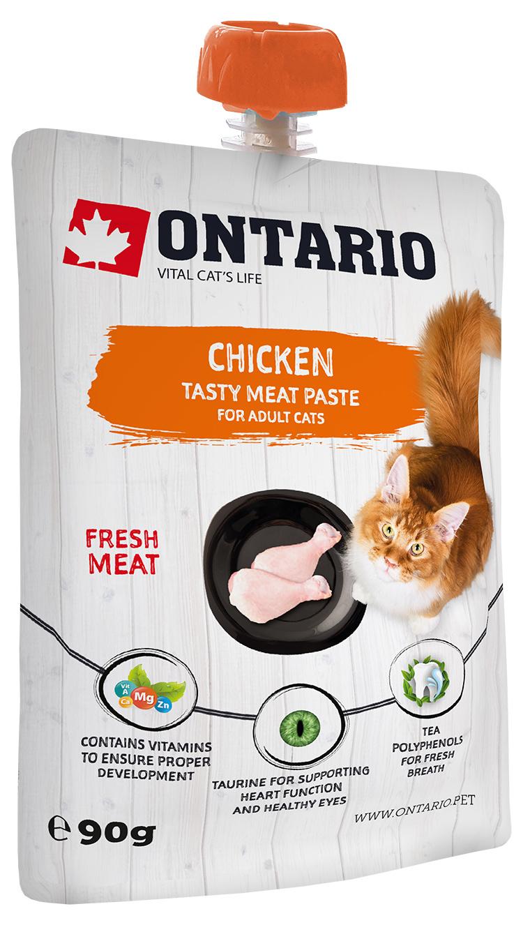 Pasta Ontario Chicken Fresh Meat Paste 90g