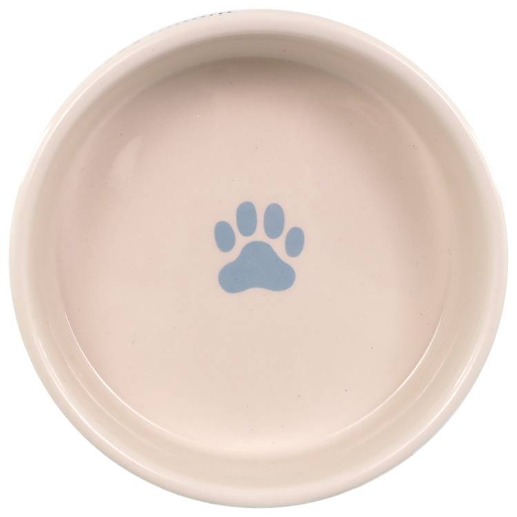 Miska Dog Fantasy keramická barevné pruhy 1,5l