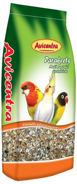 Malý papoušek standart 20kg