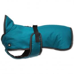 Kabát Trixie Bréval XS 30cm tyrkysový