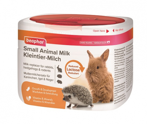 Sušené mléko Beaphar pro malá zvířata 200g