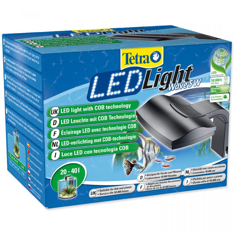LED osvětlení Tetra 5w