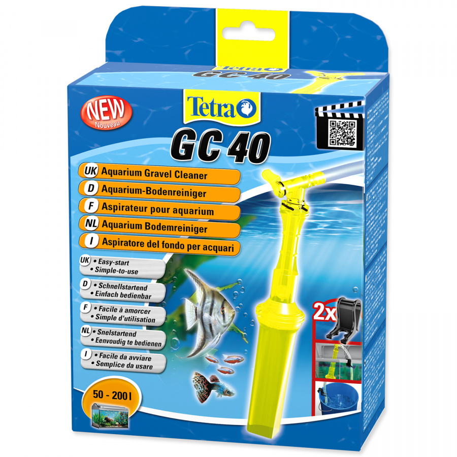 Odkalovač TETRA GC40