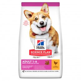 Hill´s Science Plan Canine Adult Small & Mini Chicken 3kg