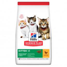 Hill´s Science Plan Feline Kitten Chicken 7kg