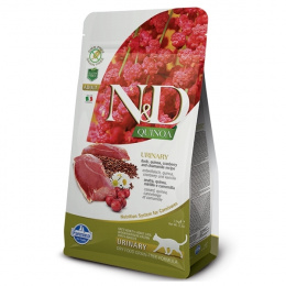 N&D Quinoa Cat Urinary Duck & Cranberry 1,5kg