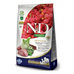 N&D Quinoa Dog Digestion Lamb & Fennel 7kg