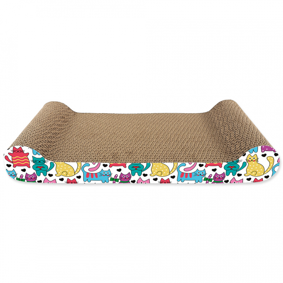 Škrabadlo Magic Cat Sofa 5 kartonové 44cm